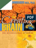 The Creating Brain the Neuroscience of Genius
