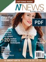 Sew News - December 2014January 2015