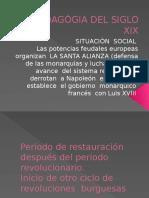 Escuela Siglo Xix