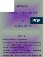 Virus-klasifikasi, Sifat, Genetika