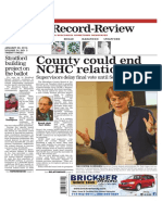January 20, 2016 The Record-Review