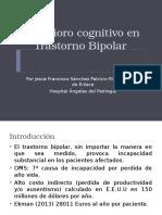 Deterioro Cognitivo en Trastorno Bipolar