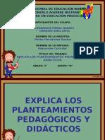 Plan de Educación 2011