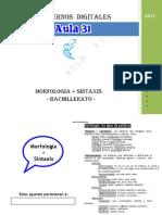 morfologc3ada-sintaxis