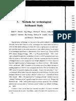 Methods for Archaeological Settlement St