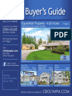 Coldwell Banker Olympia Real Estate Buyers Guide January 23rd 2016