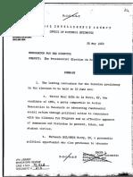Desclasificado de la CIA