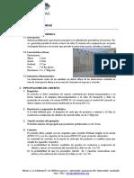 Especificaciones Tecnicas Cerco Uni - Danobsa