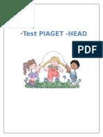 Tets Piaget Head