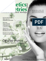 Revista Estética Celula Tronco Vegetal