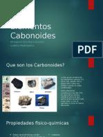 Elementos Cabonoides