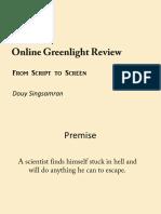 Script to Screen Ogr 1