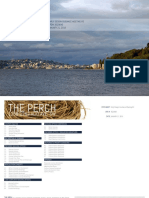 Perch packet for design review