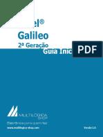 Guia Galileo 2 Iniciante Multilogica Shop
