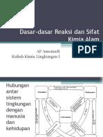 1-Dasar-dasar Reaksi Dan Sifat Kimia Alam
