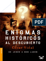 Vidal Cesar - Enigmas Historicos Al Descubierto