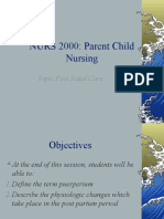 Post Natal Care.ppt