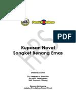 Novel Songket Berbenang Emas