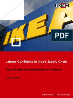 Labour Conditions in IKEAs Supply Chain