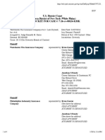 WESTCHESTER FIRE INSURANCE COMPANY et al v. LALO DRYWALL, INC. et al docket