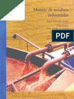 Manejo de Residuos Industriales Procedimientos y Buenas Prácticas