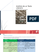 Análisis de un texto literario Rulfo