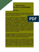 Tema III Métodos de La Criminología