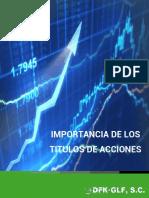 Títulos de Acciones - DFK
