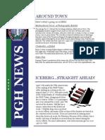 April 2010 Newsletter
