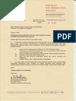 Surat Pelepasan Peperiksaan Akhir Sem 2_2012_2013