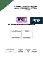 5.SOP Pelaksanaan P2H.doc