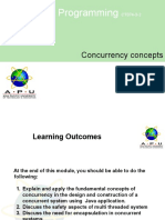 Concurrency Concepts
