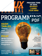 Linux Journal 2015 08