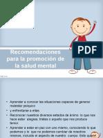 Promocion Salud Mental