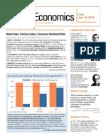 Bloomberg Brief Economics 15JAN2016