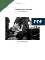 L'Assassinat de Lumumba d'Après Tshombe