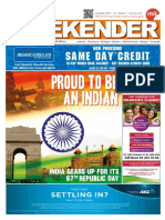 Indian Weekender 22 January 2016