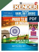 Indian Weekender 22 January 2016