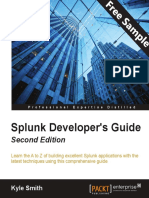 Splunk Developer's Guide - Second Edition - Sample Chapter