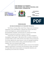 Press Release -The Standard Story (1)(1)