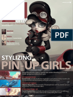 2dartist 2011 05 Issue 065 Stylizing Pin-ups (Lowres)