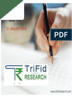 Equity Market Tips & Report 21 Jan