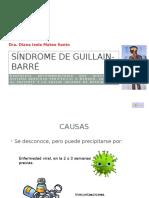 Sx. de Guillain-Barré (DIMS)