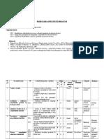 6. Proiectele Didactice Ale Activităţilor i Nstructiv-educative Susţinute Însoţite de Fişele de Evaluare
