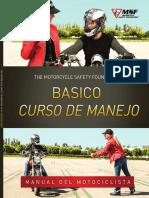 Brchandbook Spanish Andar en Moto