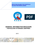 Blood Storage - NABH
