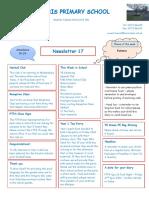 Newsletter 017 2015-16