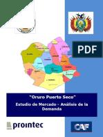 Tomo II (Pag.1023 a La Pag.1325) Oruro Puerto Seco