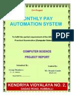 Project PaySlip 2016~vishal.d