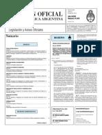 Boletin Oficial 08-04-10 - Primera Seccion
